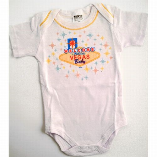 Smith Novelty Las Vegas Souvenir Baby Clothes